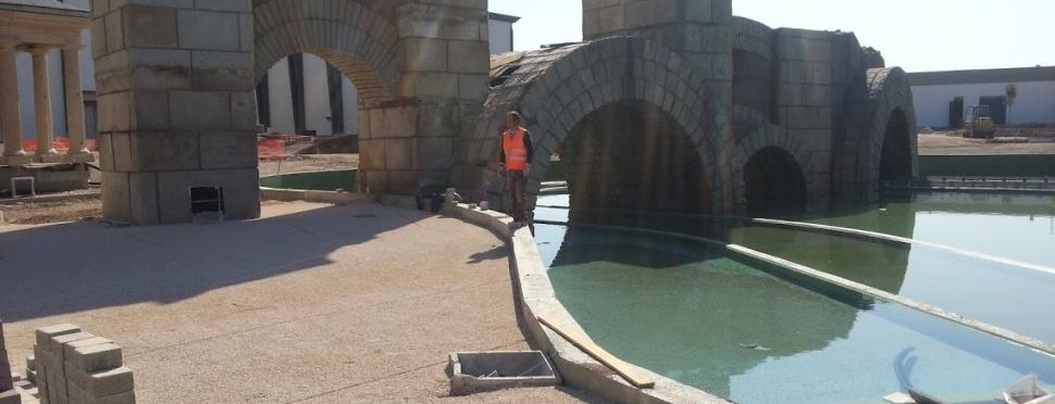Le nostre Betonelle nel Parco a Tema Castel Romano