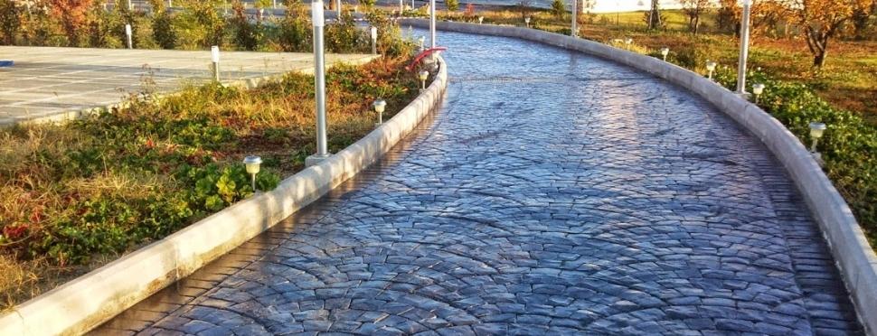 Pavimentazioni ad Alta Resistenza in Calcestruzzo